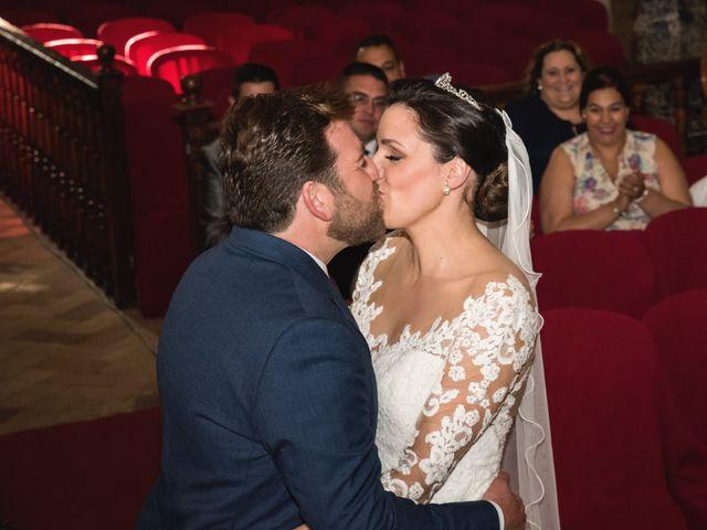 La boda de David y Rocío en Puente Genil, Córdoba 11