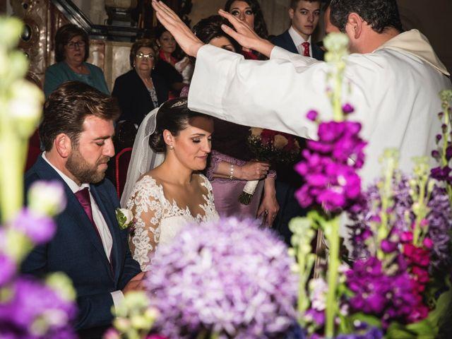 La boda de David y Rocío en Puente Genil, Córdoba 12