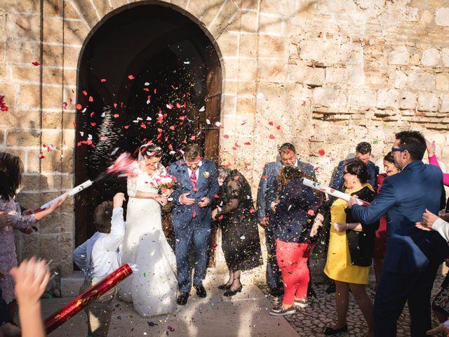 La boda de David y Rocío en Puente Genil, Córdoba 13