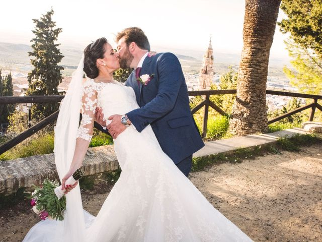 La boda de David y Rocío en Puente Genil, Córdoba 14