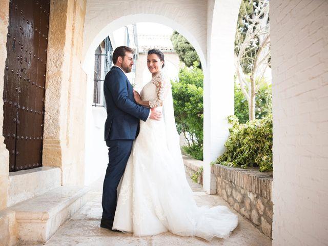 La boda de David y Rocío en Puente Genil, Córdoba 17