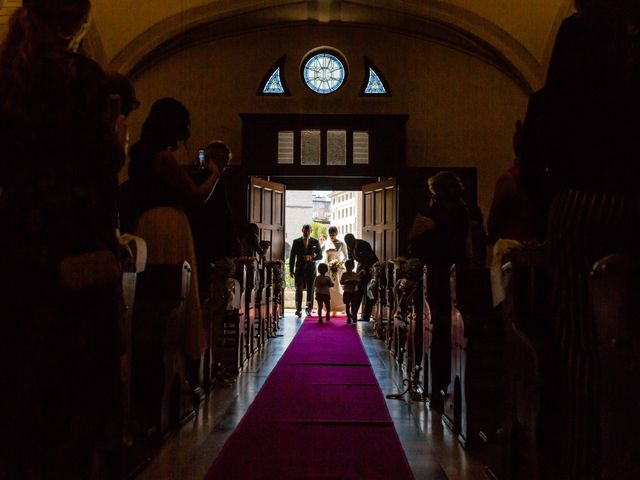 La boda de Carlos y Ángeles en Solares, Cantabria 7
