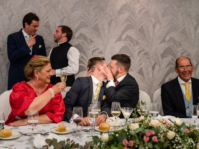 La boda de Carlos y Ángeles en Solares, Cantabria 20