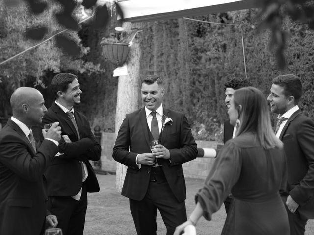 La boda de Chus y Alvaro en Alhaurin De La Torre, Málaga 2