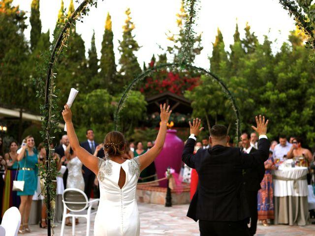 La boda de Chus y Alvaro en Alhaurin De La Torre, Málaga 1