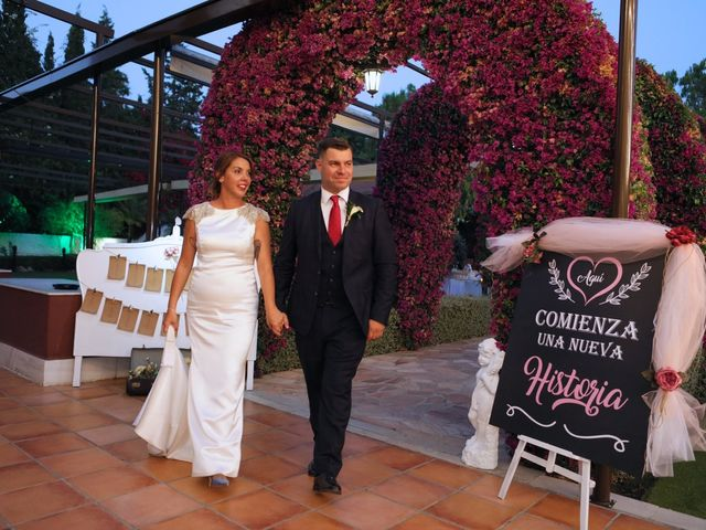 La boda de Chus y Alvaro en Alhaurin De La Torre, Málaga 5