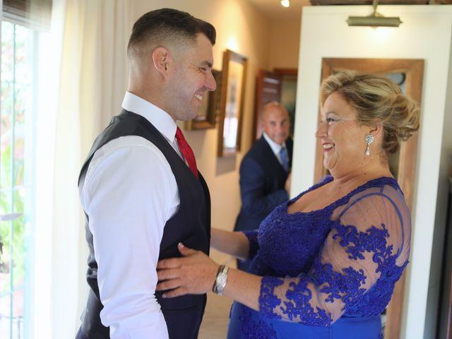 La boda de Chus y Alvaro en Alhaurin De La Torre, Málaga 7