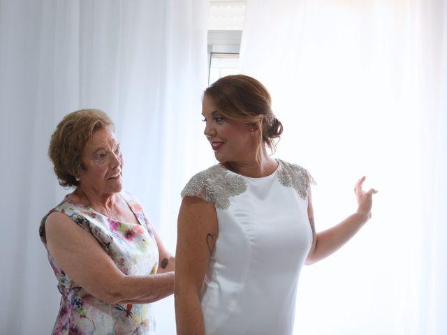 La boda de Chus y Alvaro en Alhaurin De La Torre, Málaga 11