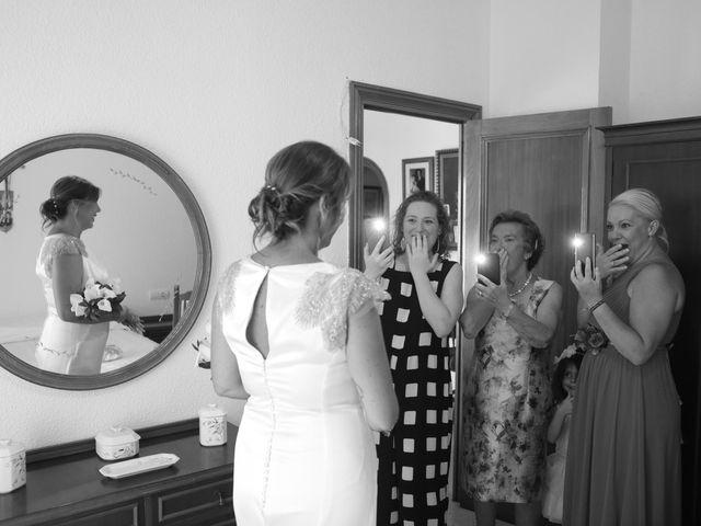 La boda de Chus y Alvaro en Alhaurin De La Torre, Málaga 16