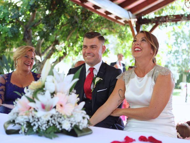La boda de Chus y Alvaro en Alhaurin De La Torre, Málaga 21
