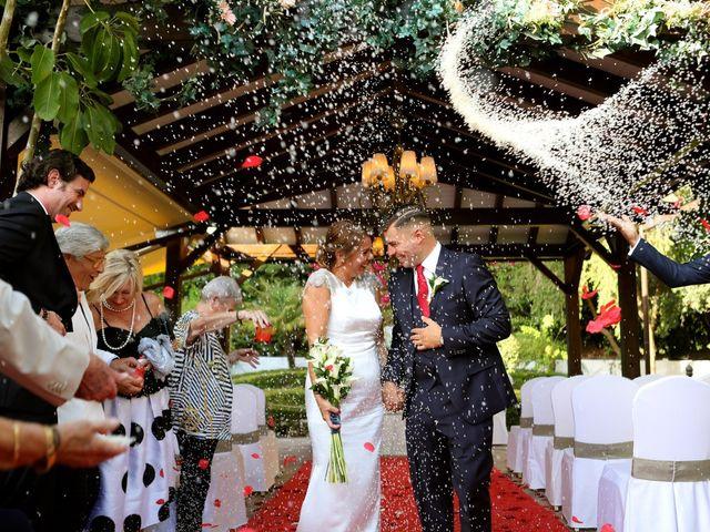 La boda de Chus y Alvaro en Alhaurin De La Torre, Málaga 25