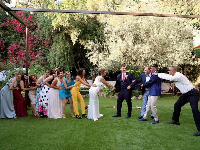 La boda de Chus y Alvaro en Alhaurin De La Torre, Málaga 26