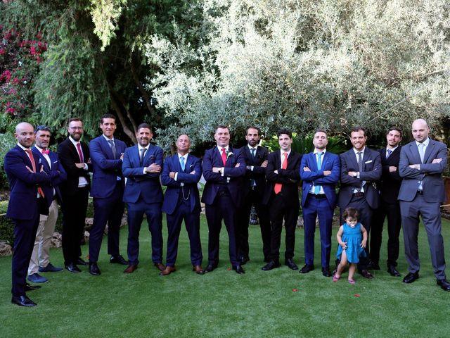 La boda de Chus y Alvaro en Alhaurin De La Torre, Málaga 28