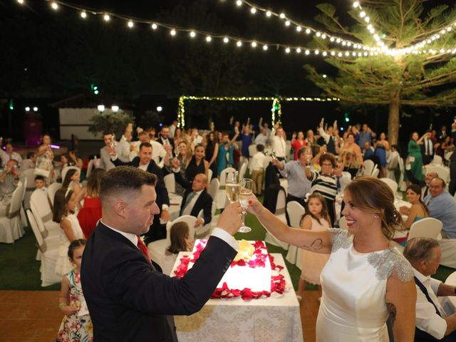 La boda de Chus y Alvaro en Alhaurin De La Torre, Málaga 35