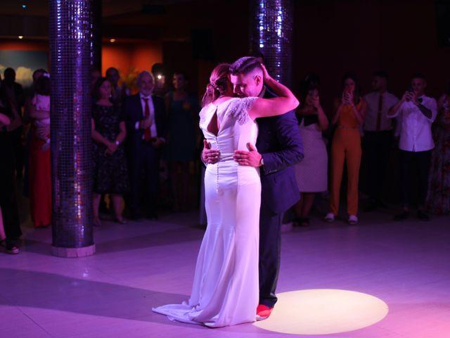 La boda de Chus y Alvaro en Alhaurin De La Torre, Málaga 36
