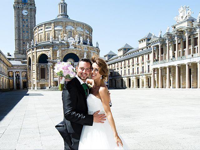 La boda de Raúl  y Paula en Gijón, Asturias 16