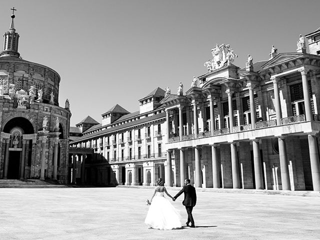 La boda de Raúl  y Paula en Gijón, Asturias 2