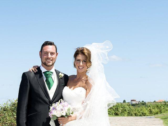 La boda de Raúl  y Paula en Gijón, Asturias 42