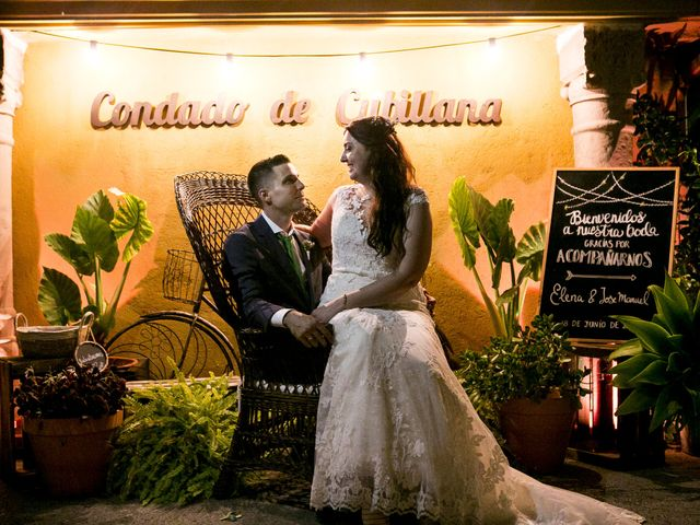 La boda de Jose Manuel y Elena en La Torre De Esteban Hambran, Toledo 2