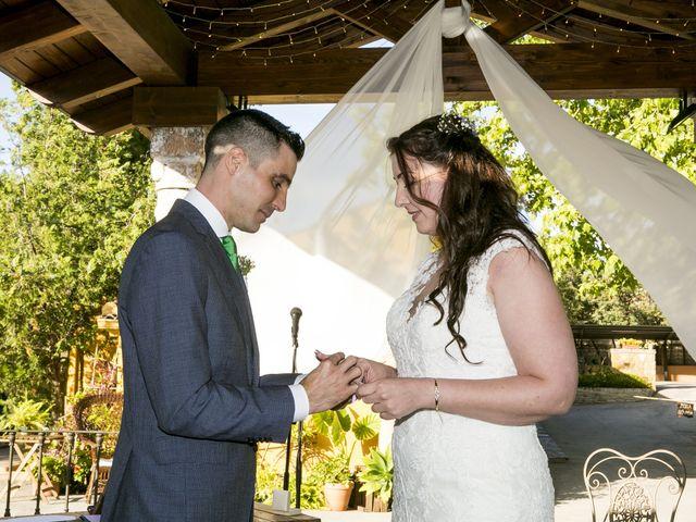 La boda de Jose Manuel y Elena en La Torre De Esteban Hambran, Toledo 4