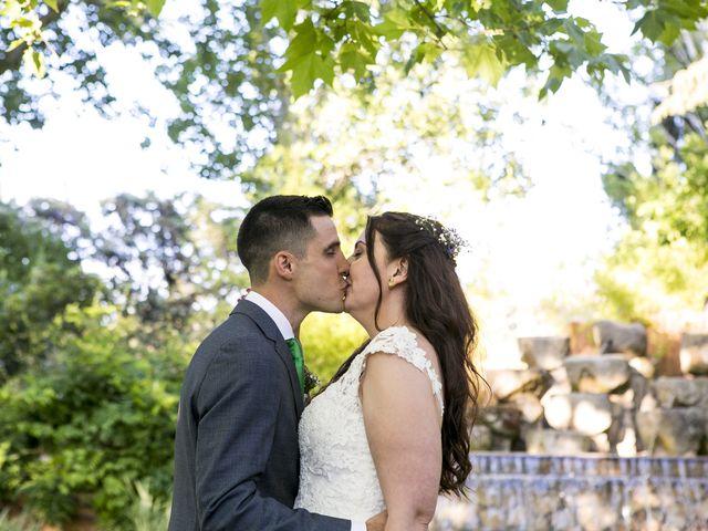La boda de Jose Manuel y Elena en La Torre De Esteban Hambran, Toledo 5