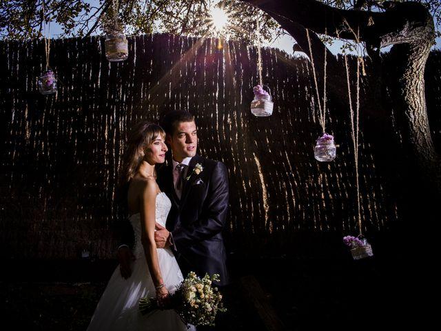 La boda de Beatriz y Alexis