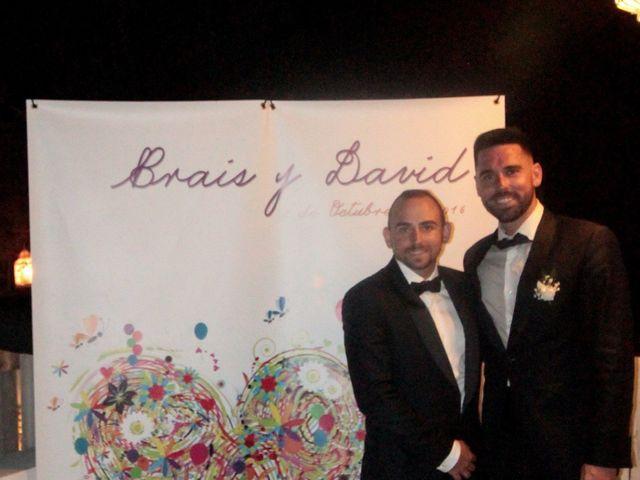 La boda de David y Brais en Islas Baleares 3