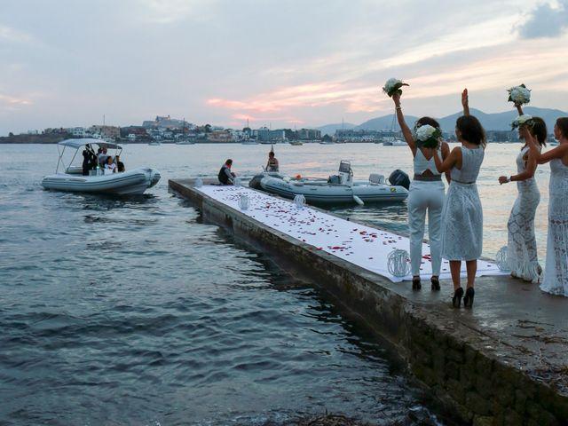 La boda de David y Brais en Islas Baleares 4