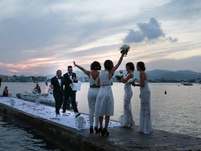 La boda de David y Brais en Islas Baleares 5