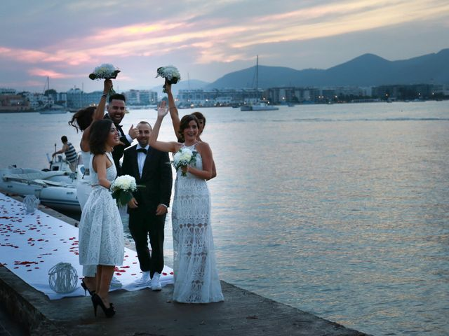 La boda de David y Brais en Islas Baleares 6