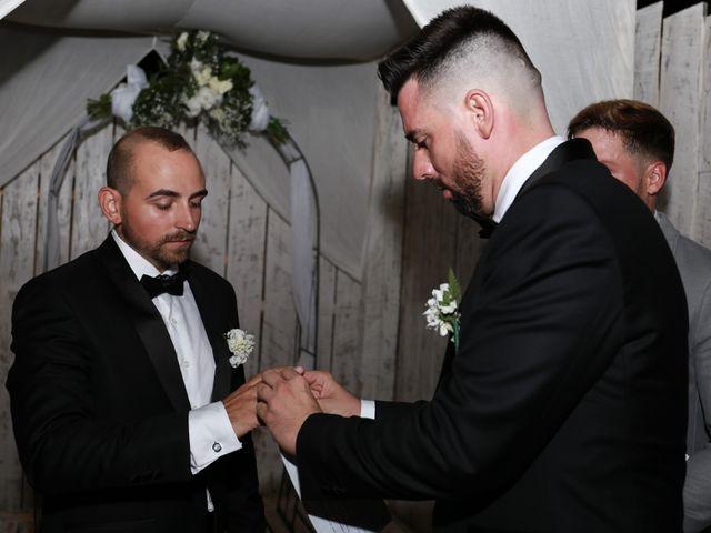 La boda de David y Brais en Islas Baleares 18
