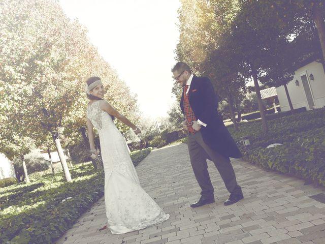 La boda de Jorge y Maria en Aranjuez, Madrid 28