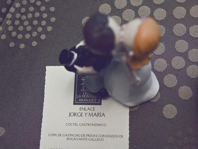 La boda de Jorge y Maria en Aranjuez, Madrid 39