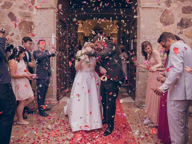 La boda de Miriam y Luisra