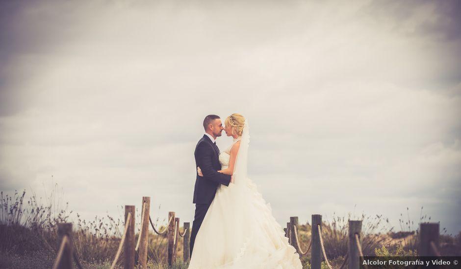 La boda de Isaac y Sonia en L' Ametlla De Mar, Tarragona