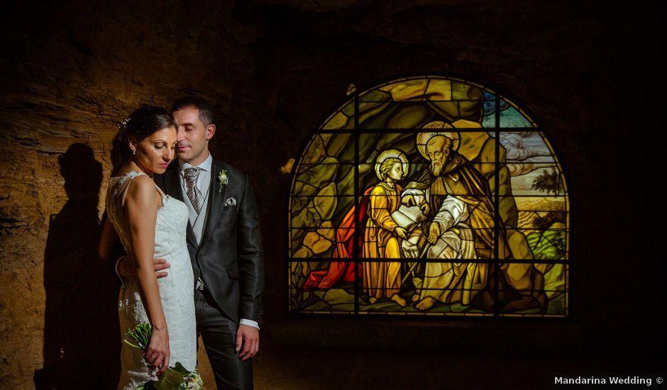 La boda de Roberto y Rebeca en Soria, Soria