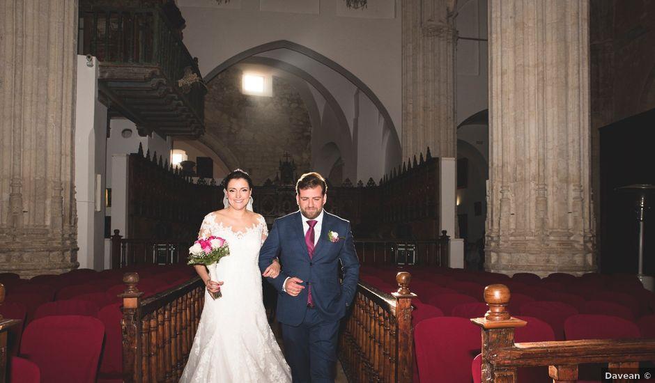 La boda de David y Rocío en Puente Genil, Córdoba