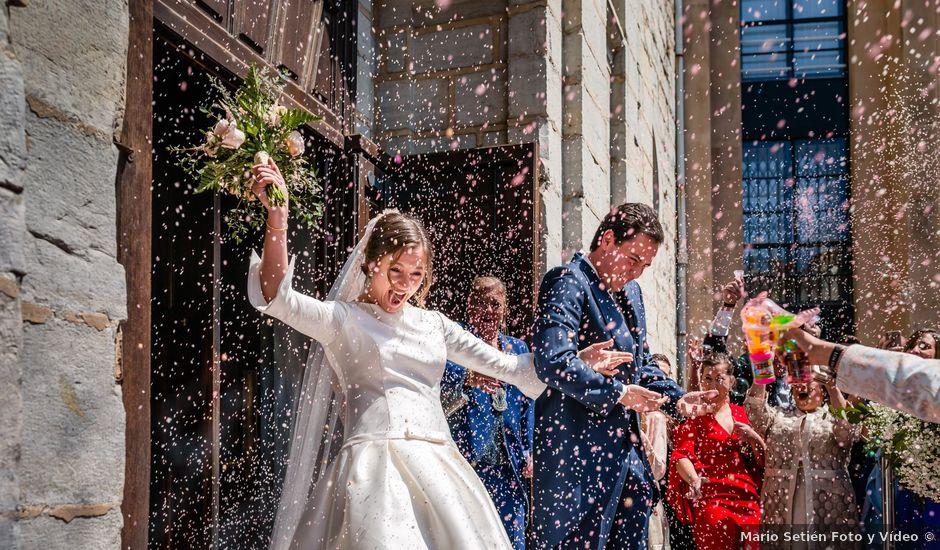 La boda de Carlos y Ángeles en Solares, Cantabria
