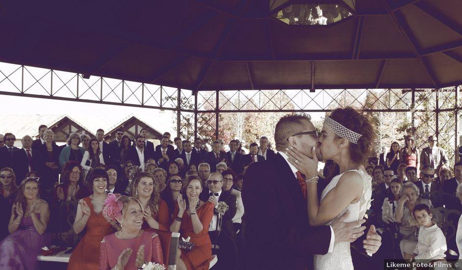 La boda de Jorge y Maria en Aranjuez, Madrid