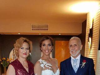La boda de Sheila y Domingo 2