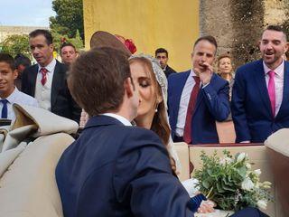 La boda de Inma y Samuel
