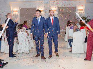 La boda de Pablo y Koldo