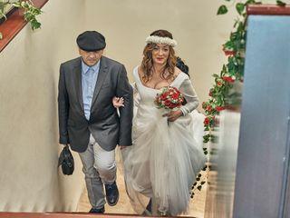 La boda de Antonella y kiko 2
