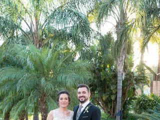 La boda de Gemma y Eliseo