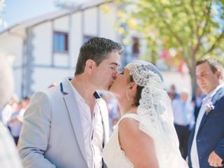 La boda de Saioa y Sergio