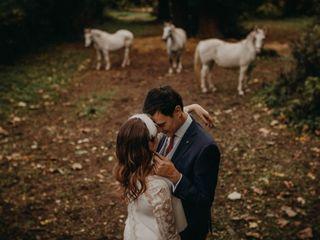 La boda de Amaia y Adrian
