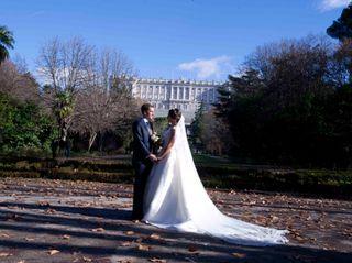 La boda de Judith y Matthew