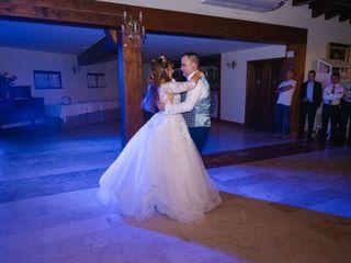 La boda de Borja y Eneritz