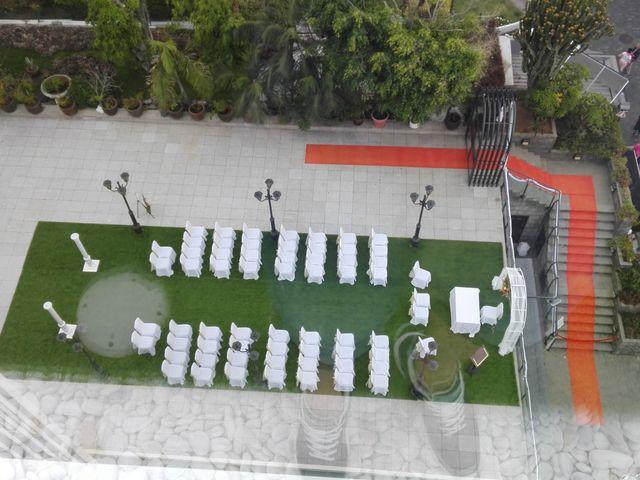 La boda de Migue y Esther en Puerto De La Cruz, Santa Cruz de Tenerife 1