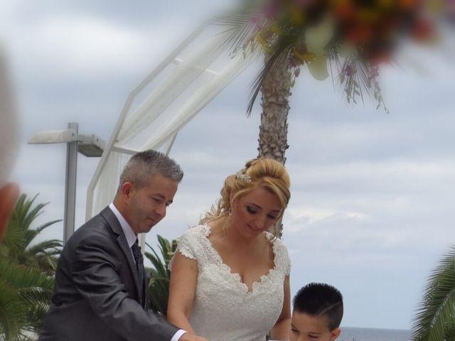 La boda de Migue y Esther en Puerto De La Cruz, Santa Cruz de Tenerife 3